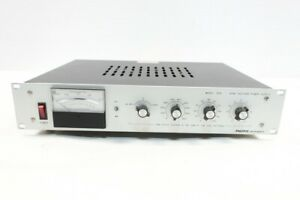 Pacific 204 10 l High Voltage Power Supply