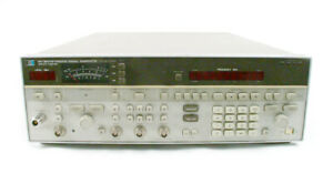 Hp Agilent 8673m Synthesized Signal Generator 2 0 18 Ghz