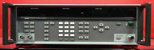 Gigatronics 6062a 100khz To 2100mhz Synthesized Signal Generator