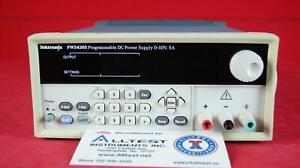 Tektronix Pws4305 Power Supply 30 Volts 5 Amps Dc Programmable