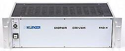 Klinger Md4 4 axis Programmable Stepping Motor Controller