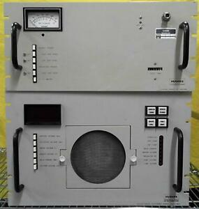 Hughes 9200ha 110 104 Twt Rf Amplifier Electronic Power Conditioner