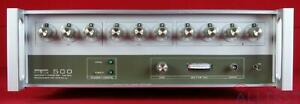 Pts 500 1a13921 Frequency Synthesizer