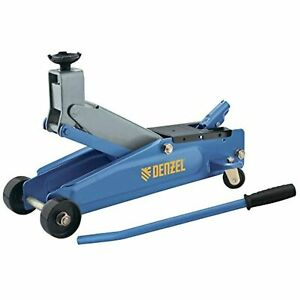 2 Ton Hydraulic Trolley Jack Clearance 5 1 2 In Height 13 3 8 Inches 7751127