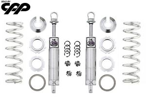 Viking Double Adjustable Coilover Coil Over Performance Shocks 150lb Springs