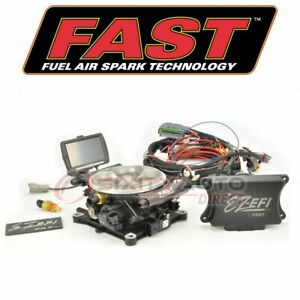 Fast Fuel Injection System For 1970 Jeep J 4700 Air Delivery Xh