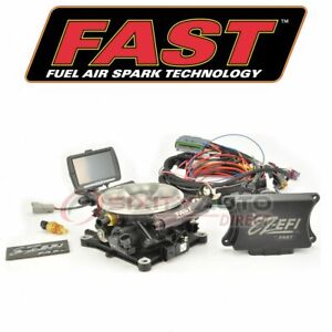 Fast Fuel Injection System For 1965 Jeep J 200 Air Delivery Gc