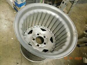 One 15x15 Centerline Convo Pro Drag Racing Wheel Ford 5 On 5 Dragster Racecar