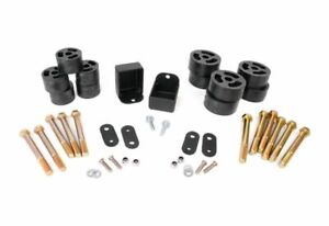 Rough Country 1 25 Body Lift Kit For Jeep Wrangler Yj 4wd Rc608