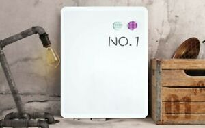 11x14 Magnetic Whiteboard Dry Erase Hanging Board Set For Home Office Classroom