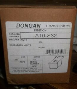 Dongan A10 s32 Ignition Oil Transformer