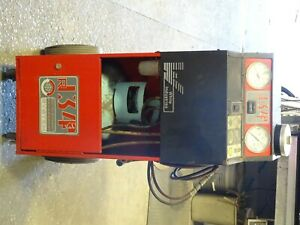 White Industries Refrigerant Recycling Recovery System Machine 01070xl