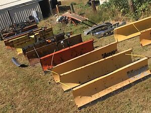 Snowplow 9 Sno Way V Plow With Lights 1 500