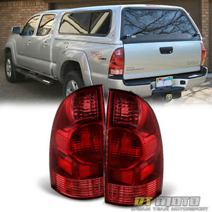 For 2005 2008 Tacoma Tail Rear Brake Lights Left right Replacement 05 06 07 08