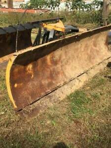 Fisher Snow Plow 9 Straight Blade Snowplow 9 300