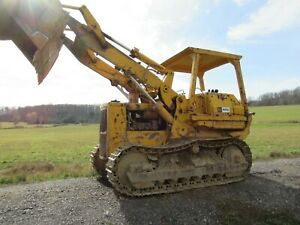1981 Caterpillar 955l Tracked Loader