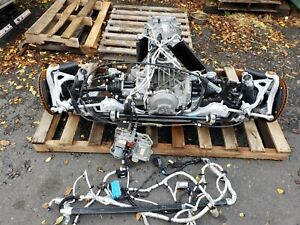 2014 Corvette C7 Rear Suspension Manual Transmission With Differential Subframe