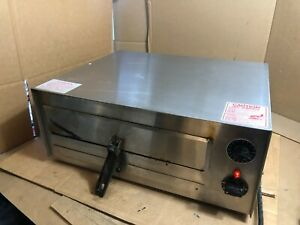 J j Snack Foods Electric Oven Jj560 Stainless Steel Commercial 1700wcooker Euc