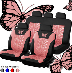 2 4 9 Pcs Universal Seat Covers Gecko Auto For Car Truck Suv Cushion Protectors
