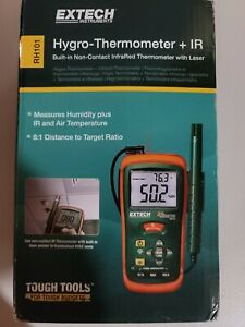 Extech Rh101 Hygro thermometer Infrared Thermometer New Open Box