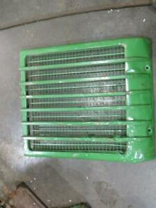 John Deere D Tractor Front Grill Part Number Ad1950r