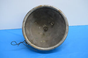 1930 s Vintage 9 Inch Car truck Headlight Assembly no Lens 6 2 a