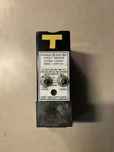 General Electric Reverse Current Aircraft Circuit Breaker Faa Certified