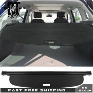 Fit For 2018 2019 Volkswagen Vw Tiguan Interior Trunk Cargo Cover Tonneau Shield