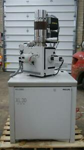 Philips Xl30 0750 Scanning Electron Microscope Parts