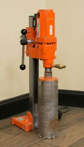 r15 Diamond Products M1aa 15 Anchor Drill Rig With Core Drill Motor