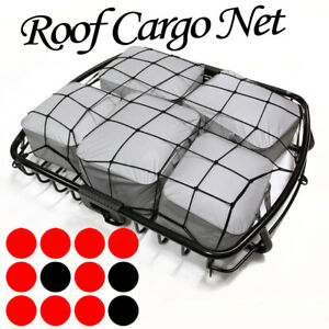Fit 00 14 Bmw 3 Series Cargo Luggage Carrier Car Top Roof Rack Basket Net