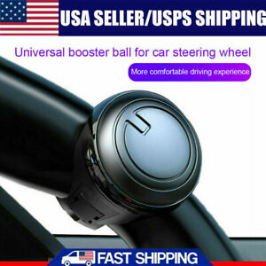 Auto Car Power Steering Wheel Ball Suicide Auxiliary Knob Booster Spinner Handle