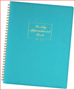 2021 Weekly Appointment Book Planner Daily Hourly Planner 8 4 X 10 6 Jan