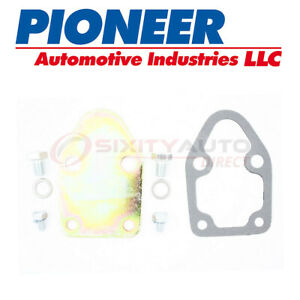 Pioneer Fuel Pump Block Off Plate Bolt For 1968 1997 Chevrolet Camaro 5 0l Ry