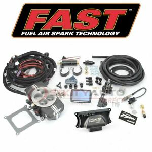 Fast Fuel Injection System For 1965 Jeep J 210 Air Delivery Qv