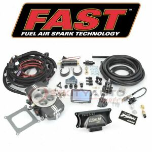 Fast Fuel Injection System For 1970 Jeep J 4600 Air Delivery Uj
