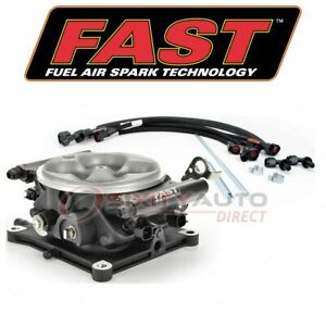 Fast Fuel Injection System For 1965 1978 Jeep Wagoneer 5 9l 6 6l V8 Air Tm