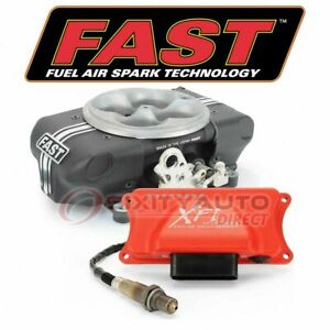 Fast Fuel Injection System For 1965 1969 Jeep Gladiator Air Delivery Ig
