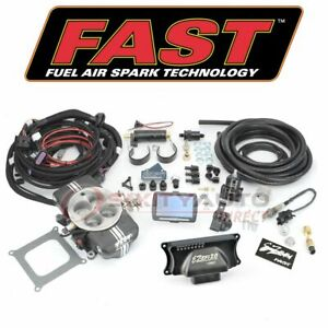 Fast Fuel Injection System For 1965 1970 Jeep J 3800 Air Delivery Do