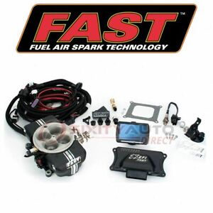 Fast Fuel Injection System For 1974 1978 Jeep J20 5 9l 6 6l V8 Air Tx