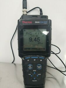 Thermo Scientific Orion Star A221 Portable Ph Meter With New Power Supply