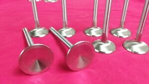 Ford 406 427 428 Stainless Steel Exhaust Valves