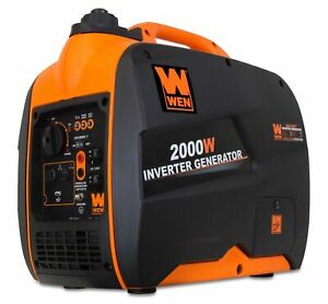 Wen 56200i 2000w Gas powered Portable Inverter Generator puerto Rico Available
