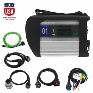 Mb Star C4 Mb Sd Connect Compact4 Multiplexer Diagnostic Tools For Mercedes Benz