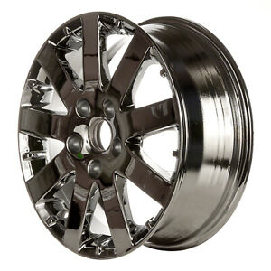 02332 Refinished Chrysler Town Country 2008 2010 17 Inch Wheel Chrome Plated