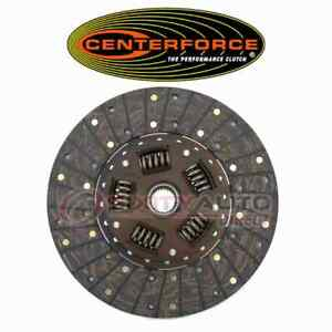 Centerforce I Ii Clutch Friction Disc For 1967 2004 Ford Mustang 5 0l 5 8l Qa