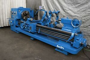 28 X 96 Lodge Shipley Hollow Spindle Lathe Yoder 73209