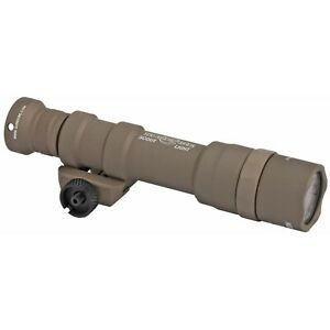 SureFire M600DF Dual Fuel Scout 1500 Lumens Weapon Mounted Light Tan  $238.00