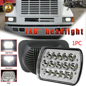 For International Harvester 9900 4700 4800 4900 8100 3800 7x6 75w Led Headlight