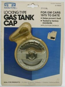 Vintage Gm Locking Gas Cap With Keys 1970s Nos From My Hardware Store